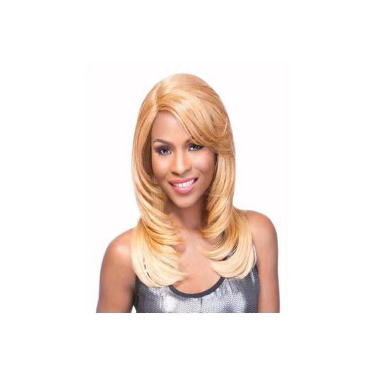 "18"" NATURAL STRAIGHT LACE FRONT WIG (IRENE) - STARCURLS.COM"