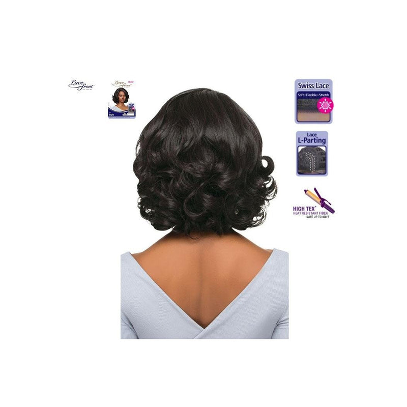 Outre Lace Front Wig - L Parting -  Curly and Voluminous - JAYLA - STARCURLS.COM