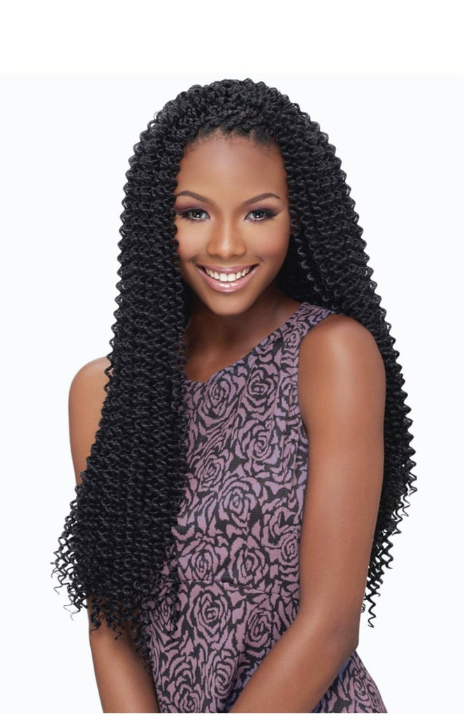 Kima Braid Bohemian Curl 20 Crochet Braid 4 Pack Deal Kbb20