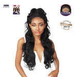"OUTRE LACE FRONT MULTI PART 13""X 6"" PERFECT HAIR LINE w/ BABY HAIR  - LANA - STARCURLS.COM"