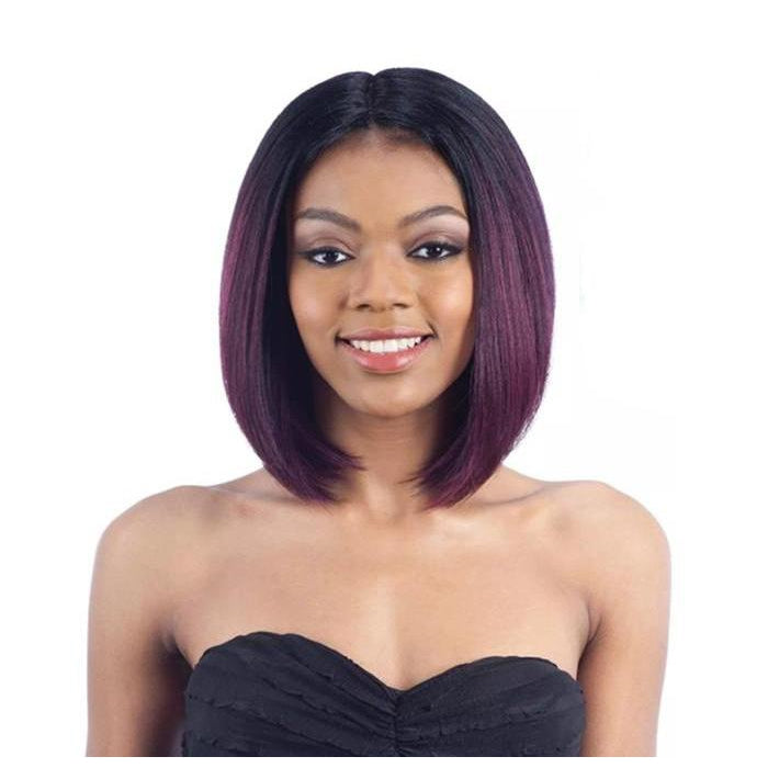 MODEL MODEL - 6 INCH LACE DEEP CENTER PART WIG - LIVIA - STARCURLS.COM