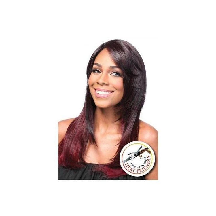 LACE FRONT WIG, NATURAL LAYERED STRAIGHT (MARTINA) - STARCURLS.COM