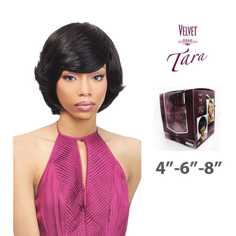 100% Human Hair Tara Weaving Hair 28PCS - 1 Pack (28pcs)