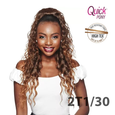 OUTRE TIMELESS PONYTAIL - AFRO CURLY LARGE
