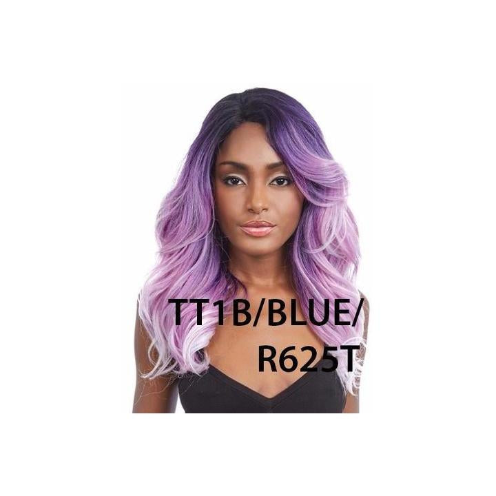 WAVY LACE FRONT WIG IRON FRIENDLY (KATHERINE) - STARCURLS.COM