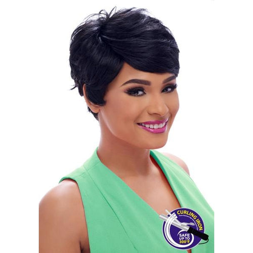 GO GO COLLECTION WIG PIXIE HAIR  (GO108) - STARCURLS.COM
