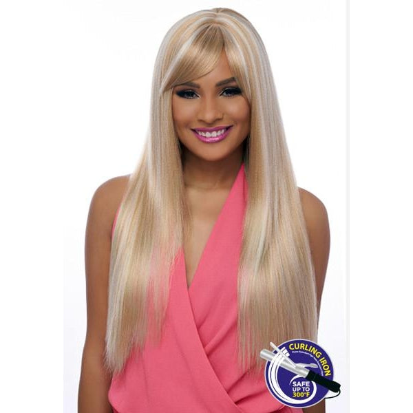 GO GO COLLECTION STRAIGHT WIG (GO111) - STARCURLS.COM