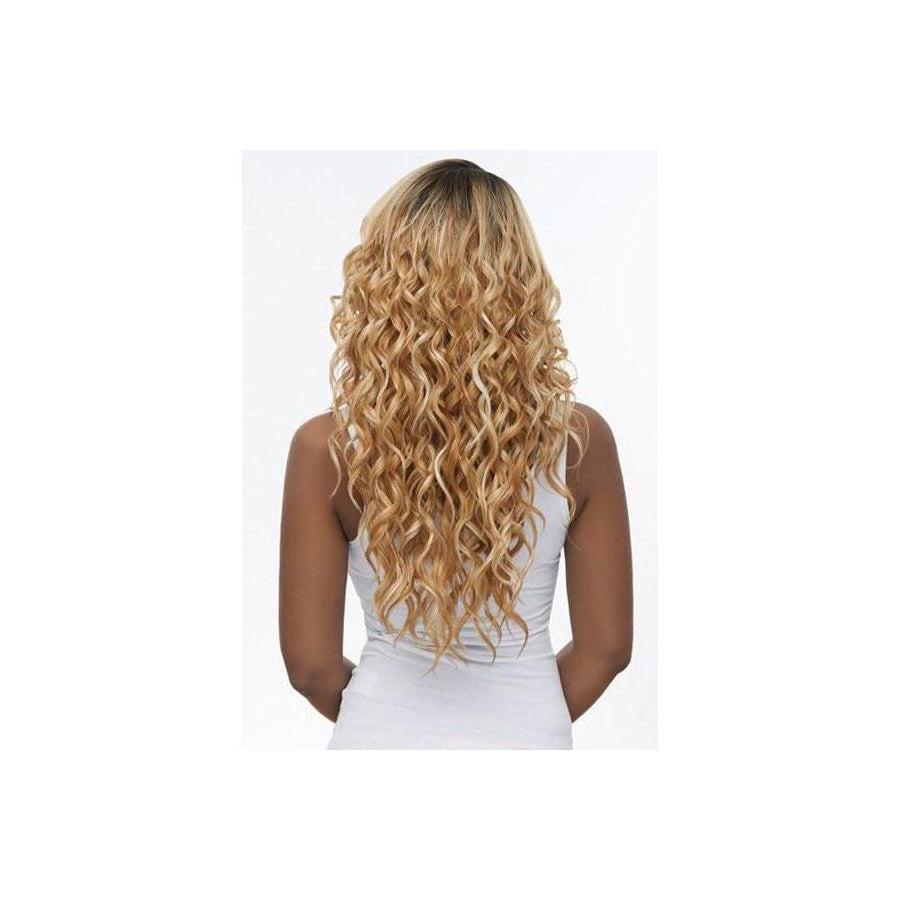 LACE FRONT LONG CURLY WIG, BANANA SHAPE PART (LBP20) - STARCURLS.COM