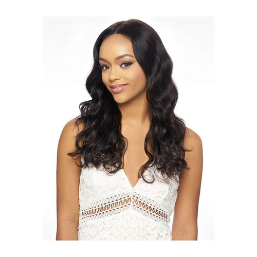 "100% Brazilian Natural Remy Hair Lace Wig  - WAVY CURLY 22"" (BL008) - STARCURLS.COM"