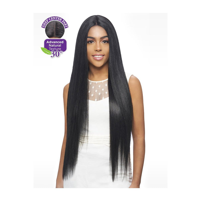 KIMA LACE WIG - 6 INCH DEEP PART LONG STRAIGHT WIG (KLW21) - STARCURLS.COM