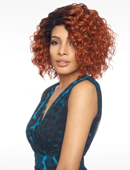 HARLEM 125 KIMA WIG (SYNTHETIC HAIR WIG)-NATURAL TEXTURE- (KW106) - STARCURLS.COM