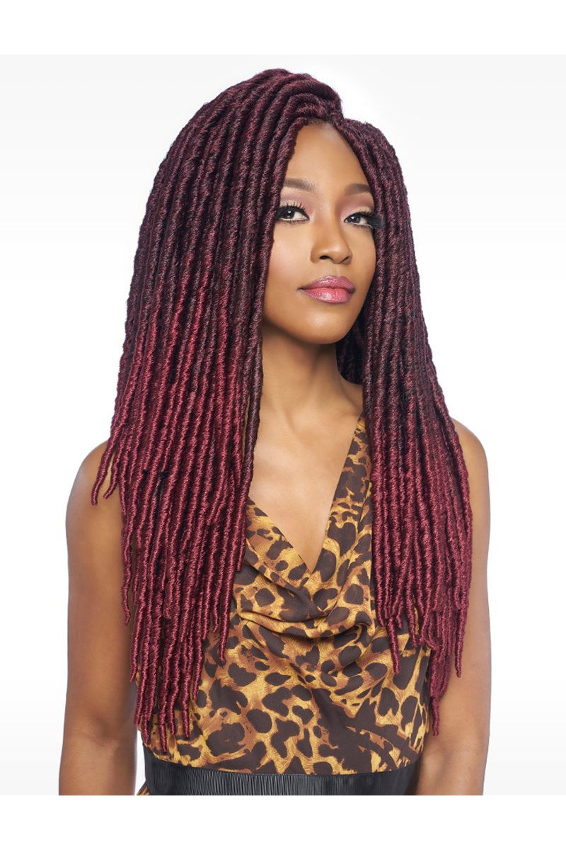 "KIMA BRAID - JOY LOC 20"" CROCHET BRAID  -  (KJL20) - STARCURLS.COM"