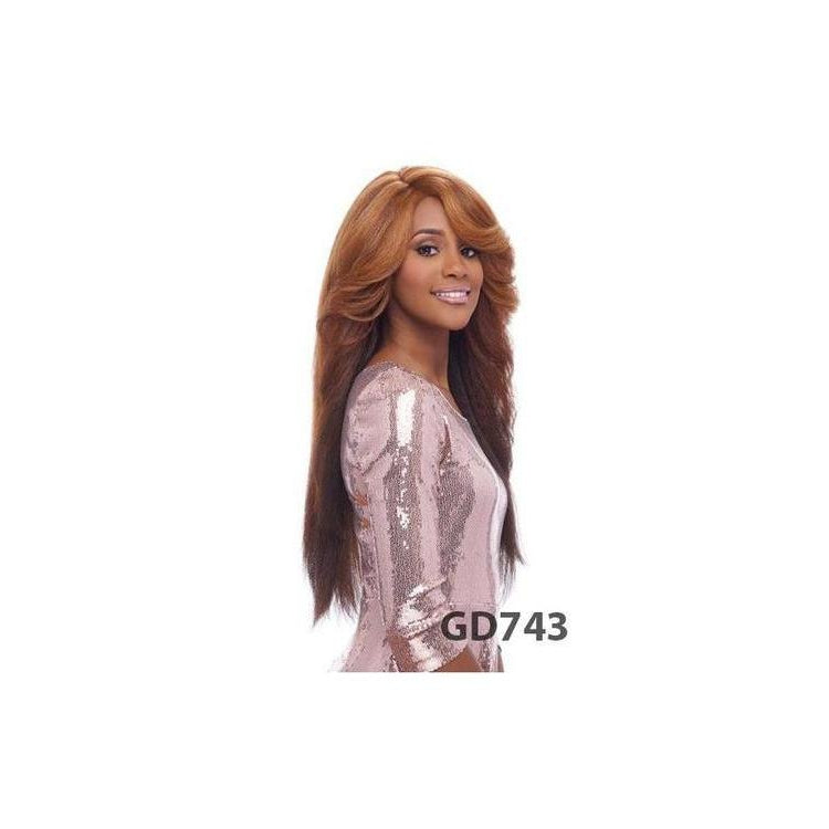 LACE FRONT WIG , SWISS LACE DEEP PART COLLECTION (LSD03) - STARCURLS.COM
