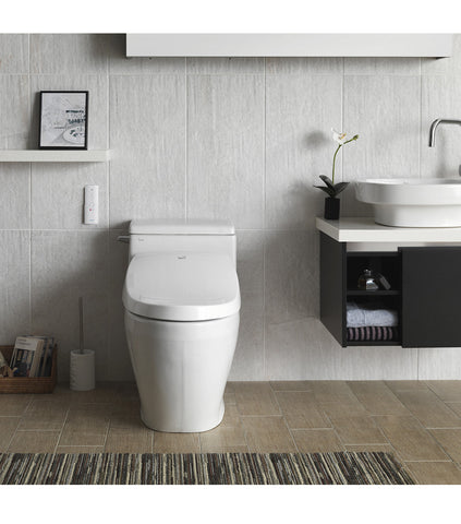 Image of Bio Bidet USPA A8 Serenity Bidet Toilet Seat - IN STOCK READY TO SHIP