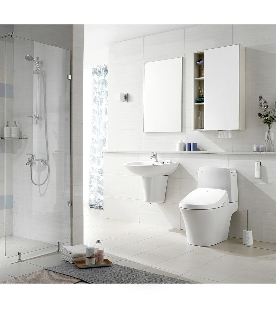 Bio Bidet USPA A8 Serenity Bidet Toilet Seat - IN STOCK READY TO SHIP