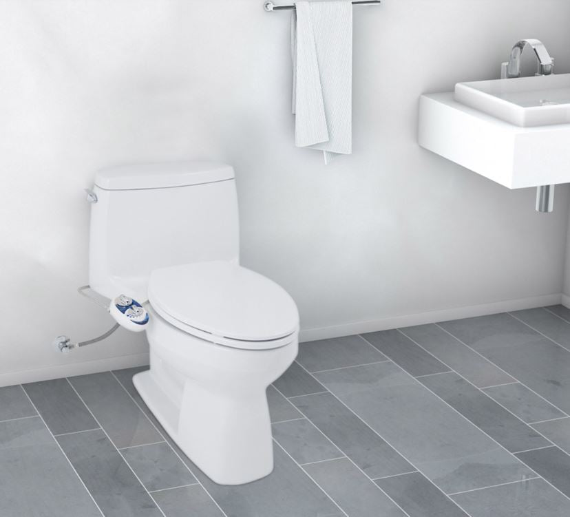 Luxe Bidet Neo 120 Simple Bidet Attachment - IN STOCK READY TO SHIP