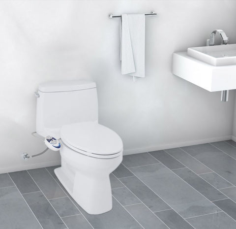 Luxe Bidet Neo 185 Simple Bidet Attachment - IN STOCK READY TO SHIP