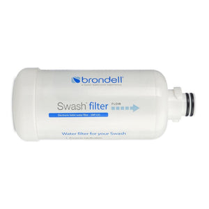 Brondell Swash Ecoseat 100 Bidet Seat Water Filter