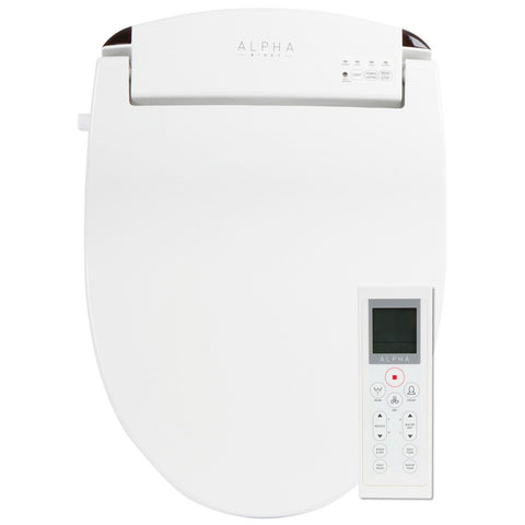 Image of ALPHA JX Bidet Toilet Seat with Remote - IN STOCK READY to SHIP