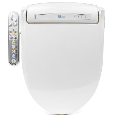 Image of Bio Bidet Prestige BB-800 Bidet Toilet Seat with Side Panel - IN STOCK READY TO SHIP