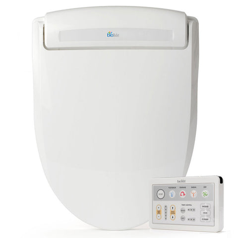 Image of Bio Bidet Supreme BB-1000 Bidet Toilet Seat With Remote - IN STOCK READY TO SHIP