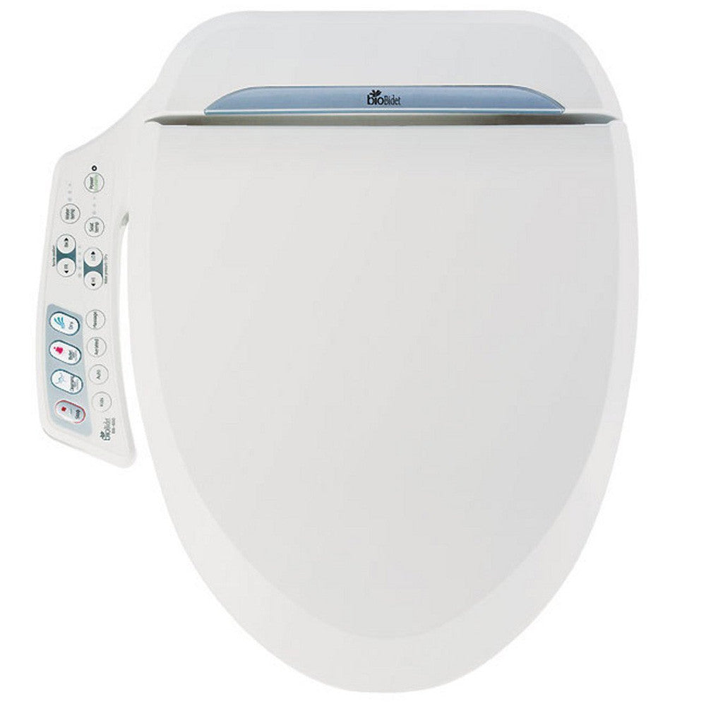 Bio Bidet Ultimate BB-600 Bidet Toilet Seat with Side Panel - IN STOCK READY TO SHIP