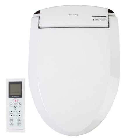 Blooming NB-R1063 Bidet Toilet Seat with Remote IN STOCK READY TO SHIP