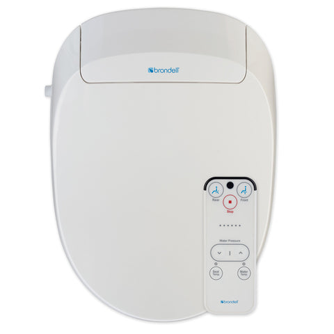 Image of Brondell Swash 300 Advanced Bidet Toilet Seat with Remote - IN STOCK READY TO SHIP