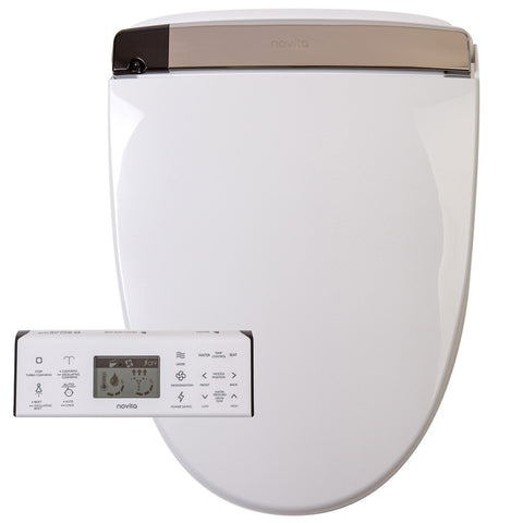 Image of Novita BH-90/93 Bidet Toilet Seat with Remote IN STOCK READY TO SHIP