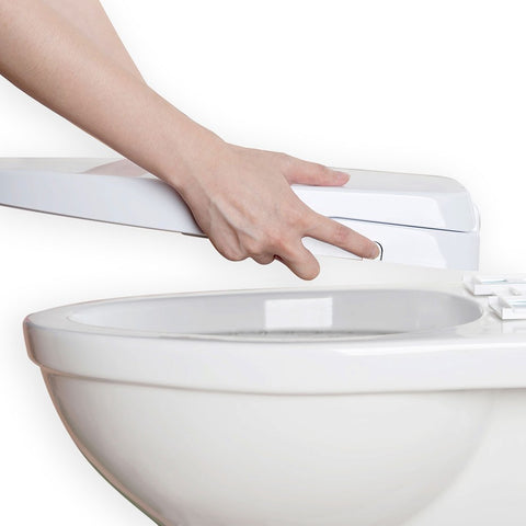 ALPHA ONE V2 ELONGATED BIDET SEAT - Not in Stock - ETA Mid June