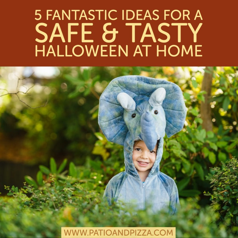 5 Ideas for A Safe Halloween At Home
