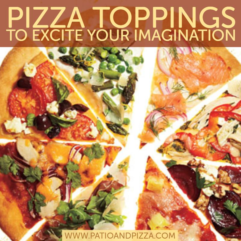 Pizza Toppings To Excite Your Imagination