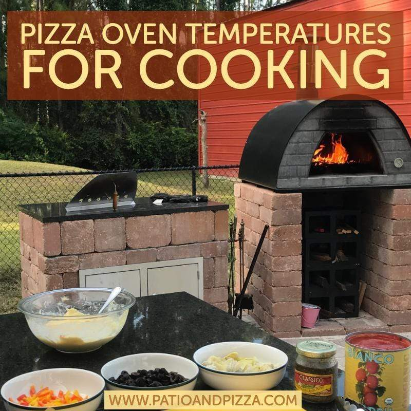 Pizza Oven Temperatures for Cooking