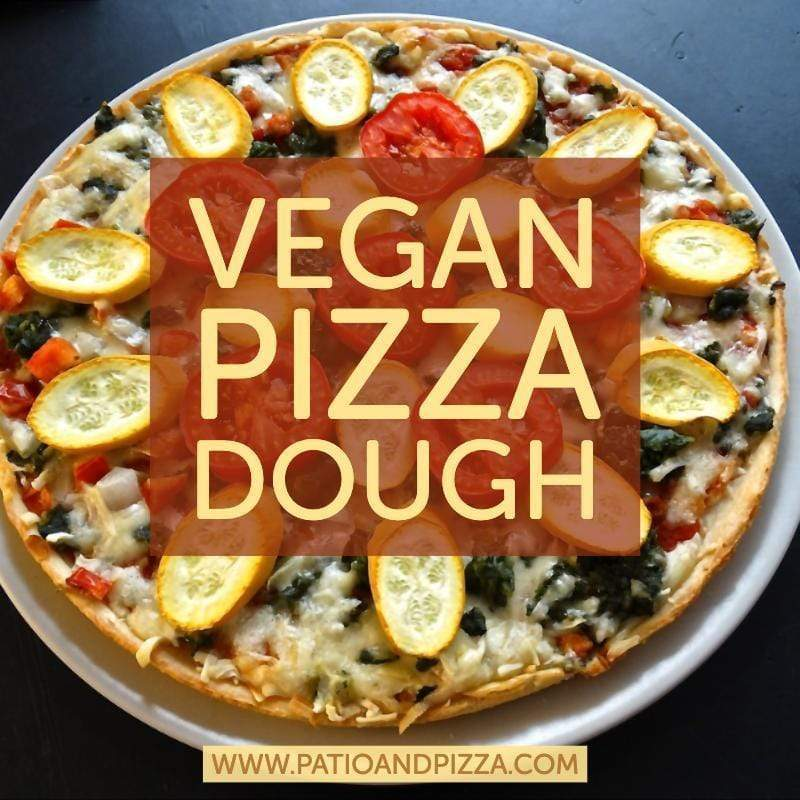 Vegan Pizza Dough Recipe