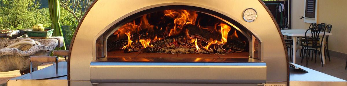 Pizza Ovens | Wood Burning Ovens | Gas Fired Ovens