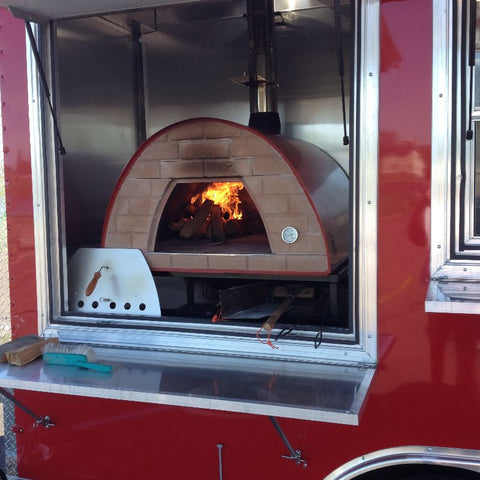 Food Truck Pizza Oven Prime