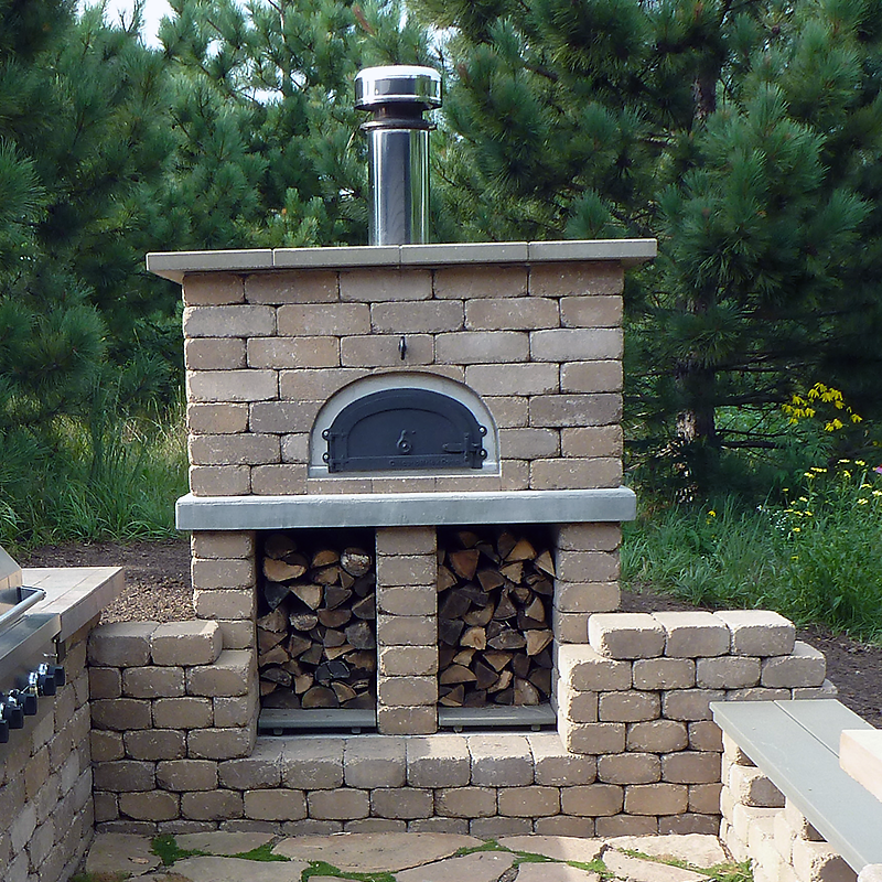 CBO-750 Brick Pizza Oven