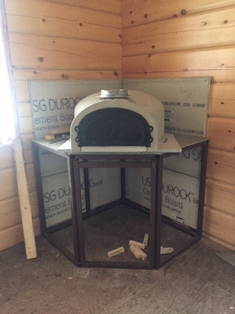 DIY Pizza Oven Kit by Chicago Brick Oven