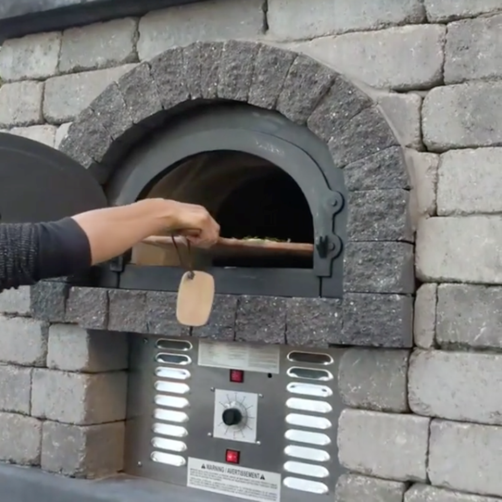 Gas Pizza Oven by Chicago Brick Oven