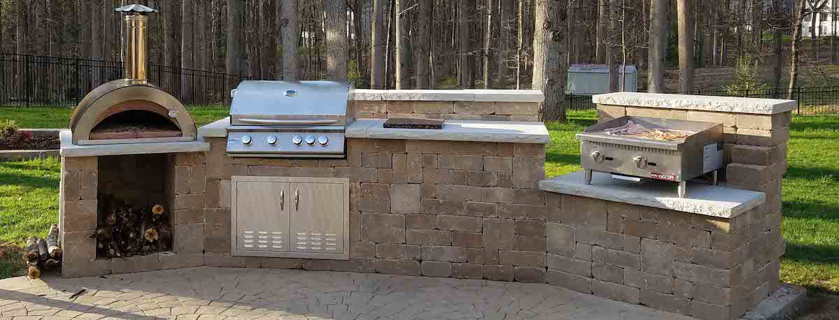 Outdoor Living Kits for a DIY Kitchen
