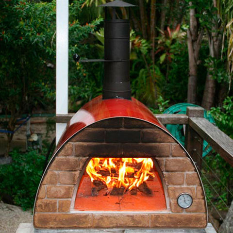Stainless steel oven - Maximus pizza oven
