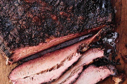 Texas-Style Smoked Brisket Recipe