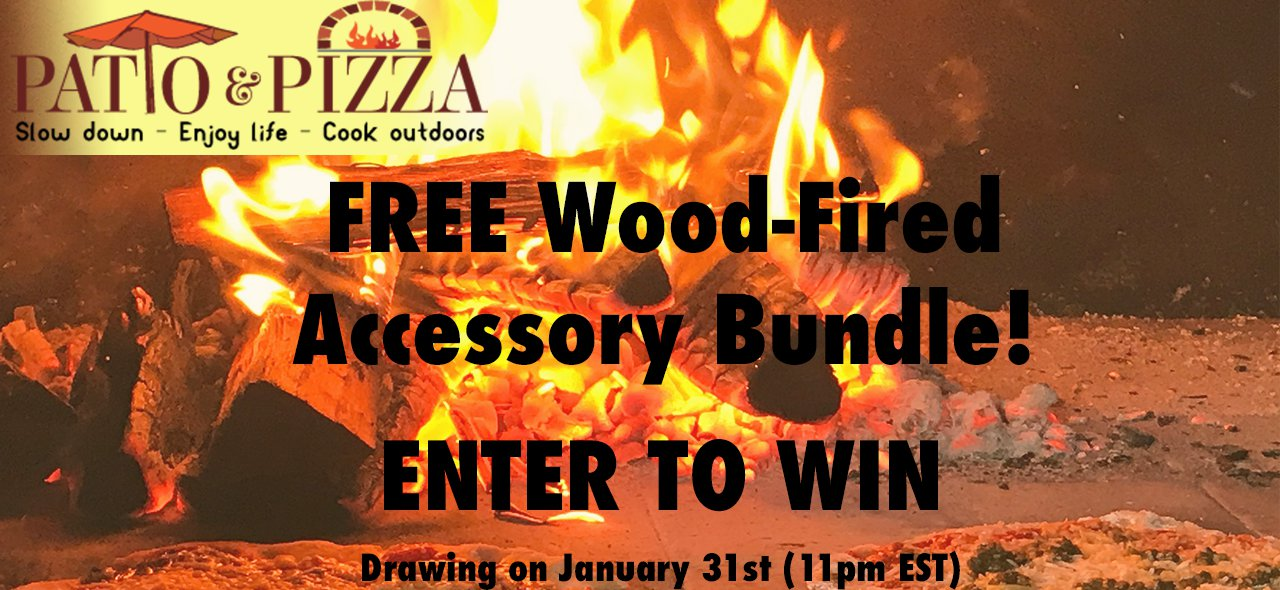 Wood fired accessory bundle