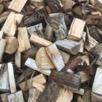 Maple Wood Logs for Cooking