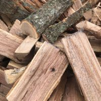 Oak Wood Logs for Cooking