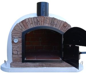 Ventura wood brick pizza oven