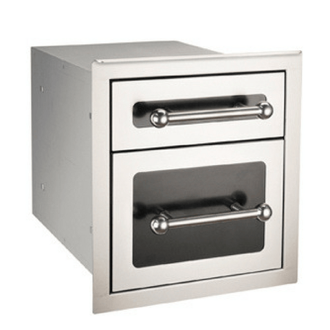 Fire Magic double Drawer 53802H