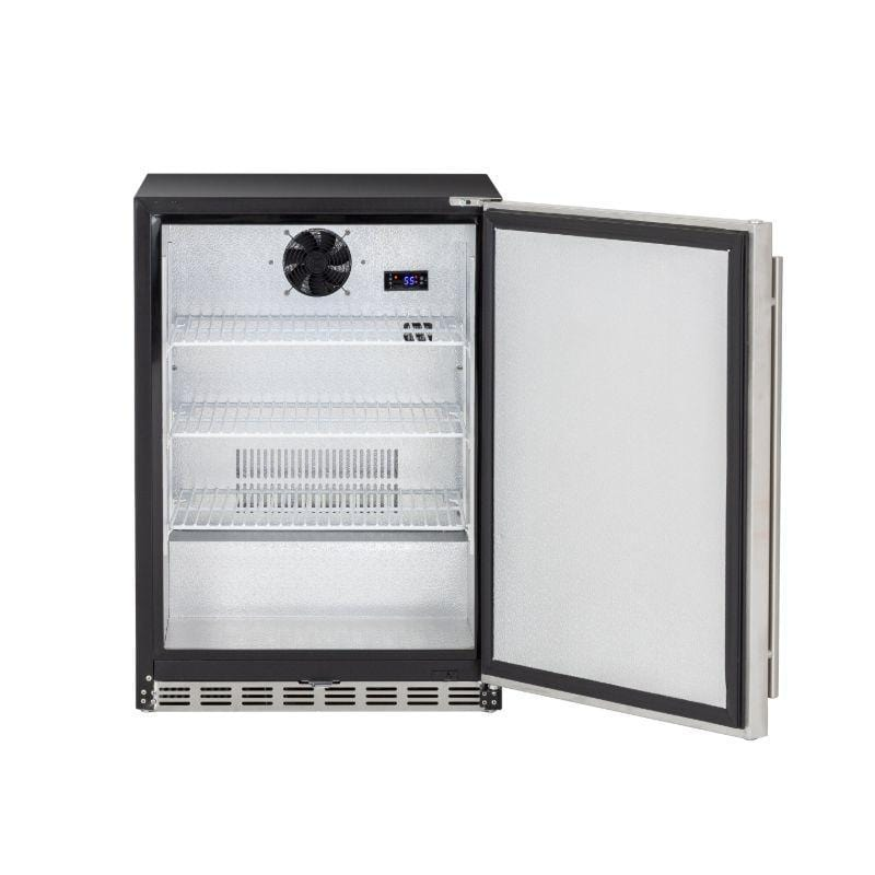 "Summerset 24"" 5.3c Outdoor Rated Refrigerator"