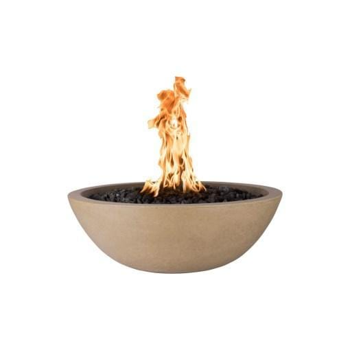 Sedona Fire Bowl - Brown