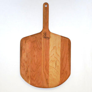 "14"" Gourmet Pizza Peel Cherry Wood"